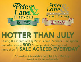 Get brand editions for Peter Lane & Partners, Huntingdon
