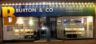 Burton & Co Property Centre, Lincolnbranch details