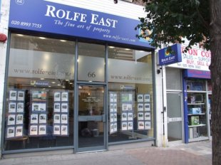 Rolfe East, Actonbranch details