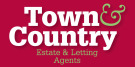 Town & Country Estate Agents, Mold branch logo