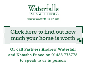 Get brand editions for Waterfalls Sales & Lettings West Byfleet Ltd, West Byfleet