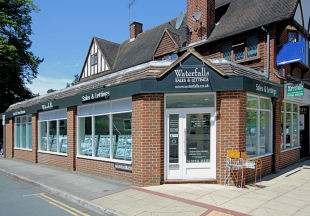 Waterfalls Sales & Lettings West Byfleet Ltd, West Byfleetbranch details