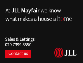Get brand editions for JLL, Mayfair