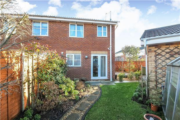 2 Bedroom End Of Terrace House For Sale In Westons Hill