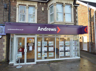 Andrews Estate Agents, Yatebranch details