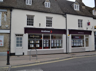 Andrews Estate Agents, Witneybranch details