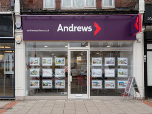 Andrews Estate Agents, North Cheambranch details