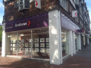 Andrews Estate Agents, Purleybranch details
