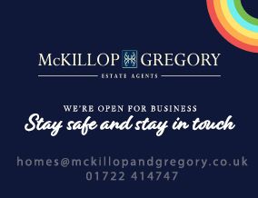 Get brand editions for McKillop and Gregory, Salisbury
