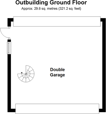 Outbuilding Ground Floor