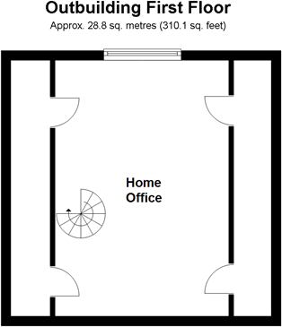Outbuilding First Floor