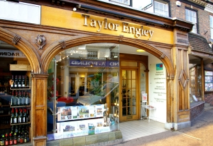 Taylor Engley, Hailshambranch details