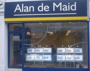 Alan de Maid, Beckenhambranch details