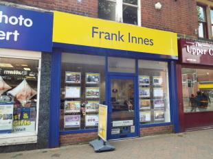 Frank Innes, Beestonbranch details