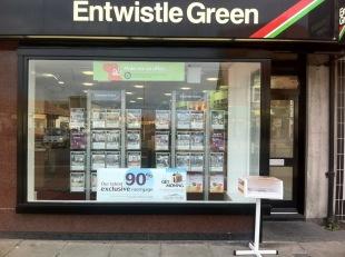 Entwistle Green, Cleveleysbranch details