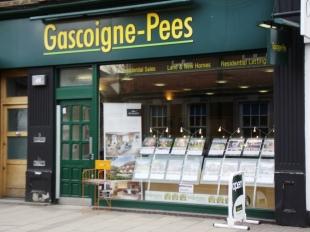 Gascoigne-Pees , Cobhambranch details