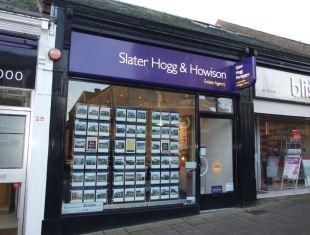 Slater Hogg & Howison, Kirkcaldybranch details