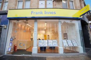 Frank Innes, Nottinghambranch details
