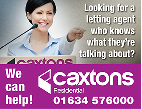 Get brand editions for Caxtons Residential Lettings and Management, Gillingham Residential Lettings