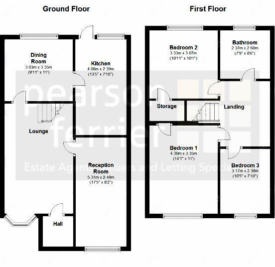 Floorplan - Ramsey A
