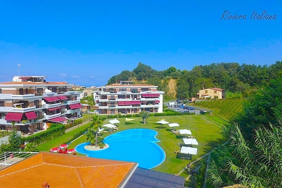 2 bedroom new Apartment for sale in Belvedere Marittimo...