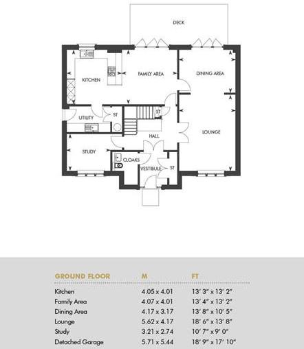 The Thorntonhall Macrae, Ground Floor