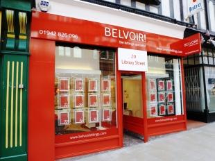 Belvoir, Wiganbranch details