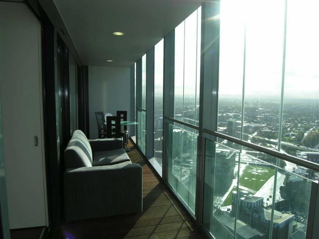 2 bedroom apartment to rent in Beetham Tower, Manchester ...