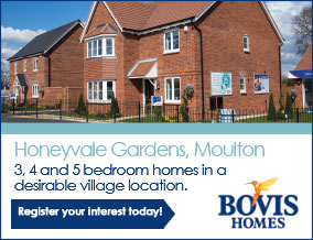 Get brand editions for Bovis Homes Merica, Honeyvale Gardens