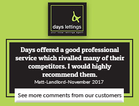 Get brand editions for Days Lettings Ltd, Southsea
