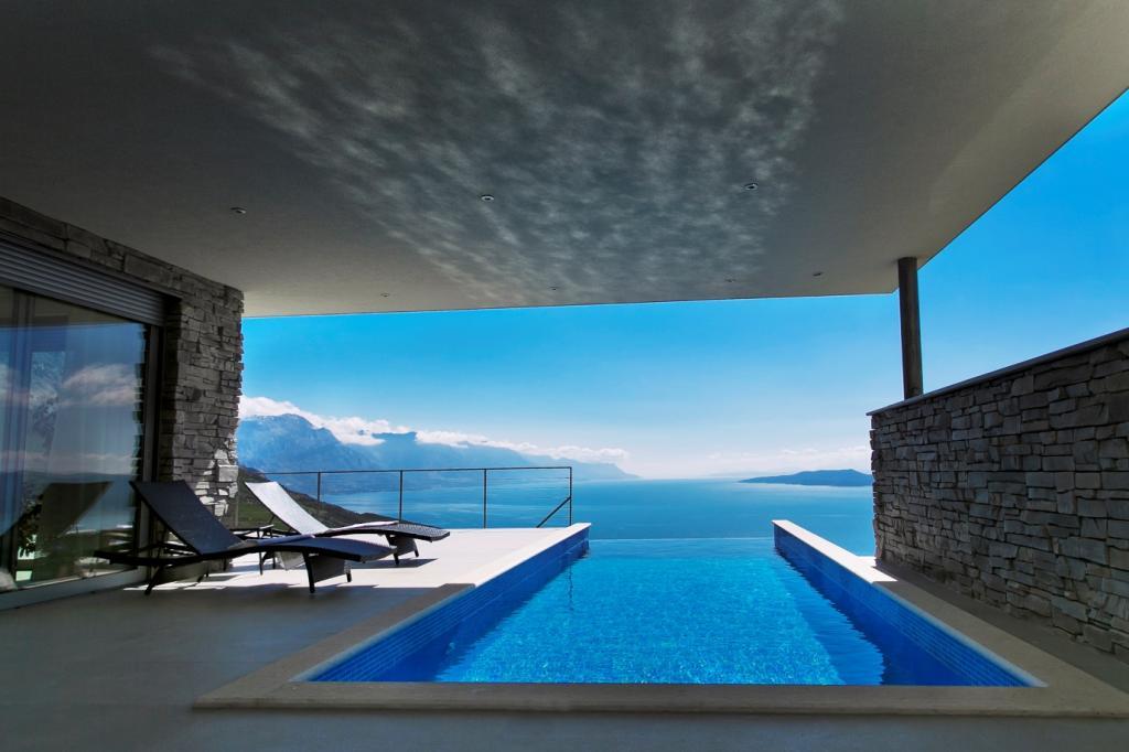 new development in Split-Dalmatia, Omis