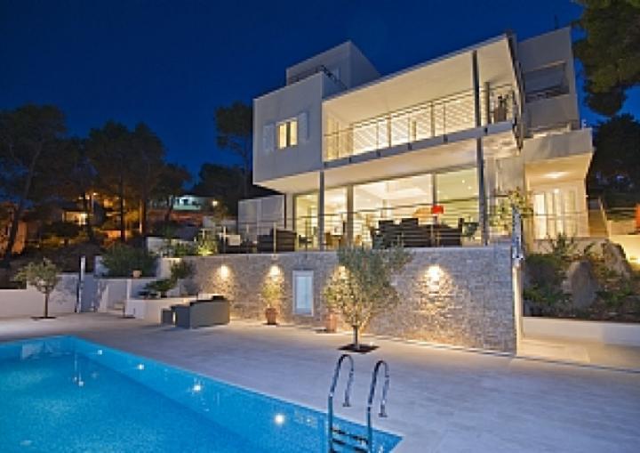 Villa in Milna, Brac Island...