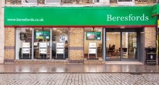 Beresfords Lettings, at Brentwoodbranch details