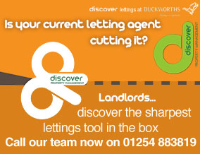 Get brand editions for Discover Property Management, Oswaldtwistle