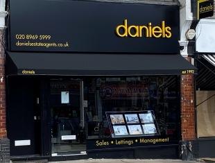Daniels Estate Agents, Kensal Risebranch details