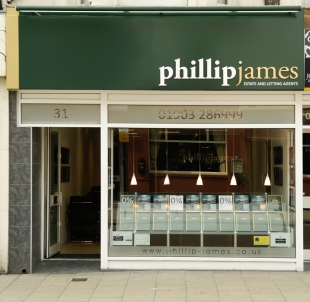 Phillip James Letting Agents, Worthingbranch details