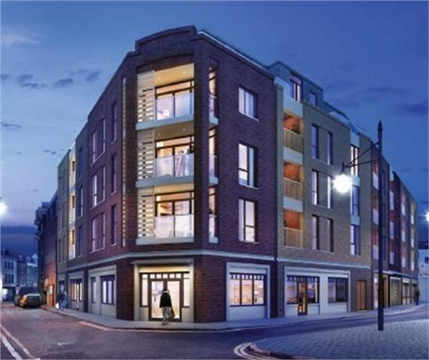 Garden Walk London: 2 Bedroom Apartment For Sale In Tower Bridge Gardens, Lamb