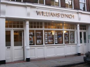Williams Lynch, Londonbranch details