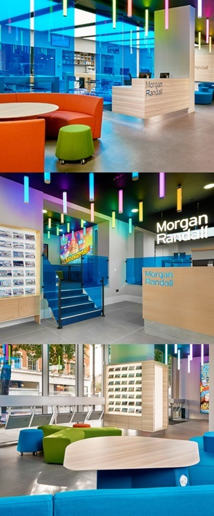 Morgan Randall, Canary Wharfbranch details