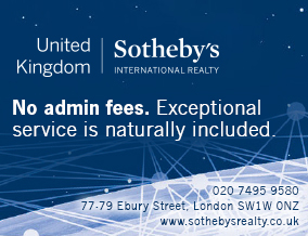 Get brand editions for Sotheby's International Realty, London