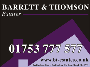 Barrett & Thomson Estates , Slough branch details