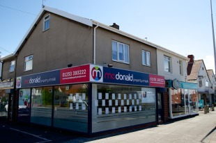 McDonald Property Rentals, Thornton Cleveleysbranch details