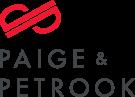 Paige and Petrook logo