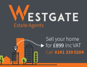 Get brand editions for Westgate Estate Agents,, Glasgow