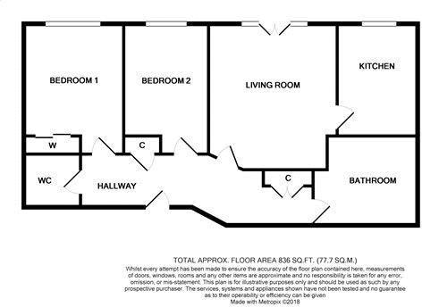 18 QAC Floorplan