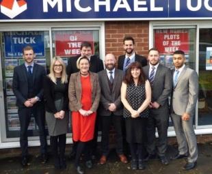 Michael Tuck Estate & Letting Agents, Quedgeleybranch details