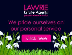 Get brand editions for Lawrie Estate Agents, Cupar