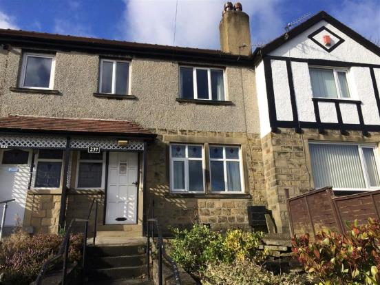 Yorkshire Terrace: 3 Bedroom Terraced House For Sale In Highfield Road