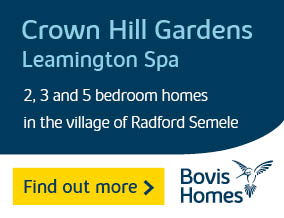 Get brand editions for Bovis Homes West Midlands, Crown Hill Gardens