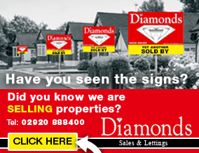 Get brand editions for Diamonds, Caerphilly